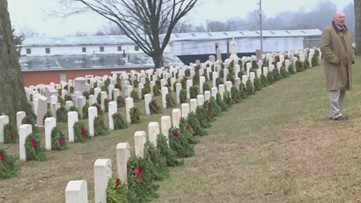 How you can help honor veterans with Wreaths Across America