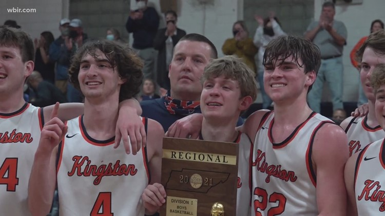 Kingston basketball player becomes fifth in family to make state tournament