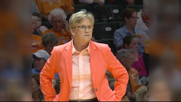 Lady Vols up to No. 9 in latest AP basketball poll