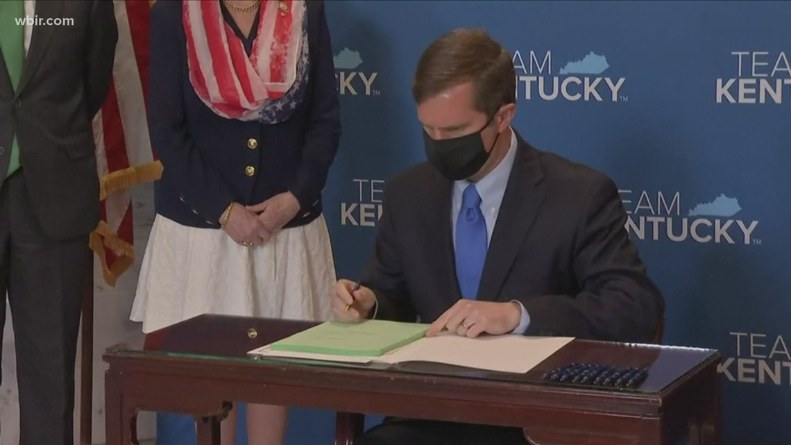 Kentucky adopts new voting laws