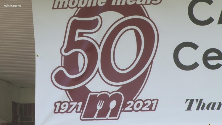 Knoxville Mobile Meals celebrates 50 years of service