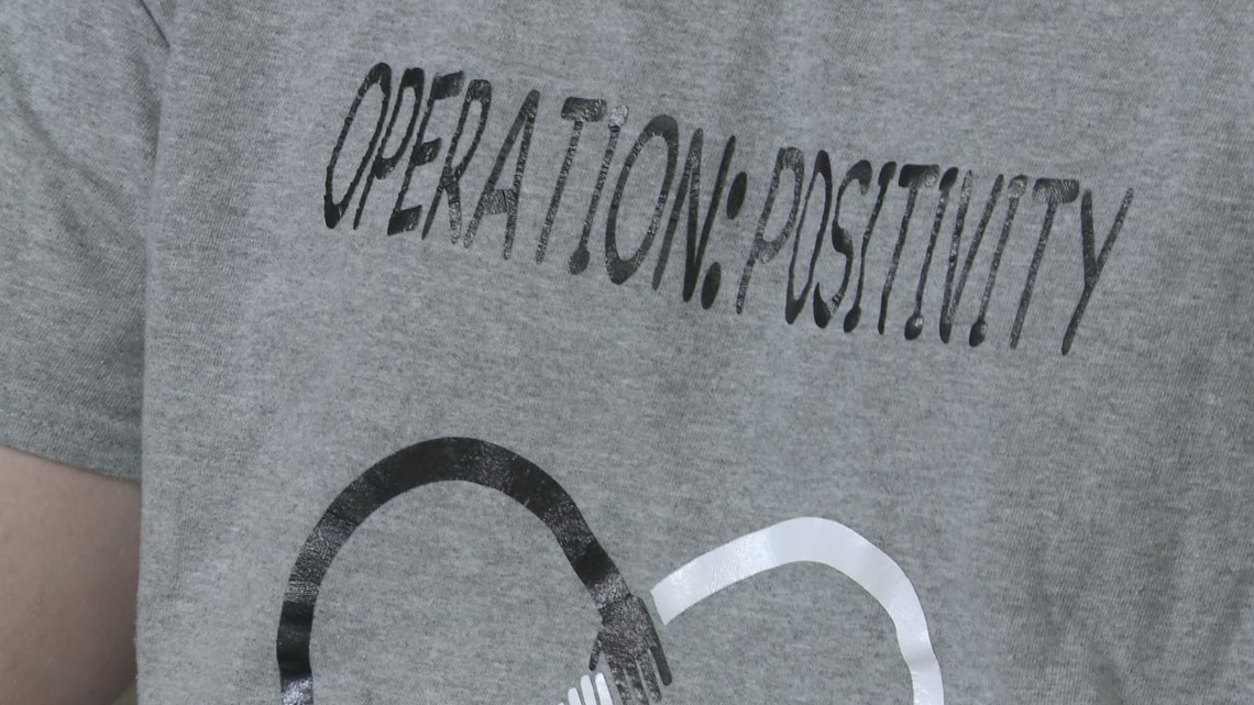 10 Rising Hearts: Student starts support group called Operation Positivity