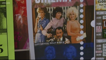Knoxville's Central Cinema celebrates Dolly Parton's 74th Birthday