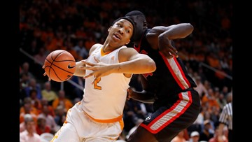 """Grant Williams to """"test the waters"""" in NBA draft, leave option open to return to Tennessee for senior season"""