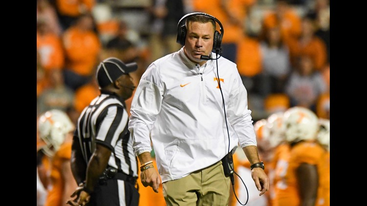 GoVols247: Butch Jones to Join Maryland Staff