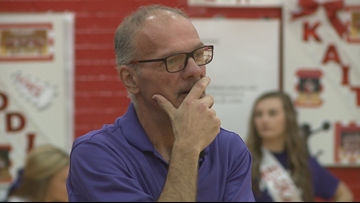 Pay It Forward: Basketball coach fighting cancer defies the odds