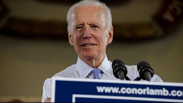 Joe Biden now projected to win Tennessee's primary according to new data