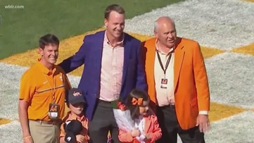 Peyton Manning voted most loved sports personality