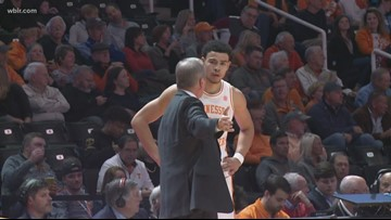Five Vols score in double figures as Tennessee beats Florida A&M