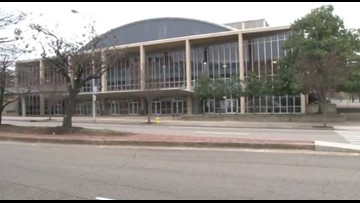Knoxville's Civic Coliseum upgrades complete, construction continues in Civic Auditorium
