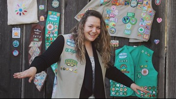 10 Rising Hearts: Girl Scout earns Gold Award and profiles National Park volunteers