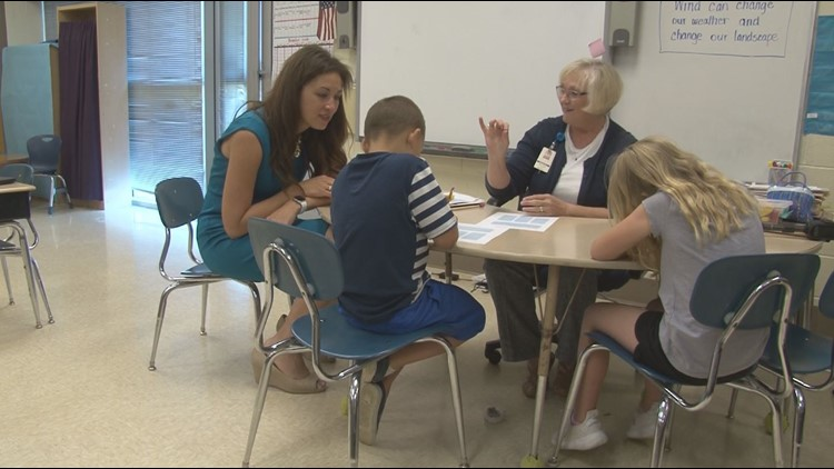 Small teacher to student ratio keeps kids engaged during summer learning programs