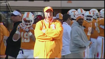 It's official: Tennessee football hires Jim Chaney as OC