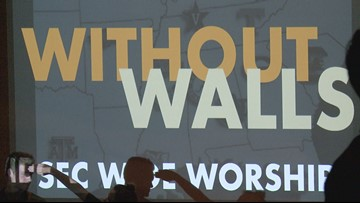 'SEC Without Walls' unites Christians at all 14 SEC campuses