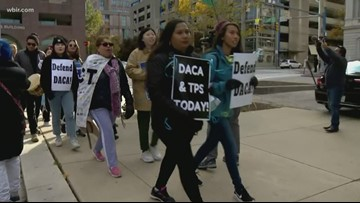 Local DACA recipients return to Tennessee after SCOTUS hearing