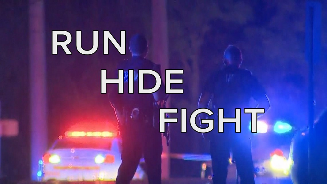 Gas Prices In Tennessee >> Run, hide, fight: What to do in an active shooter ...