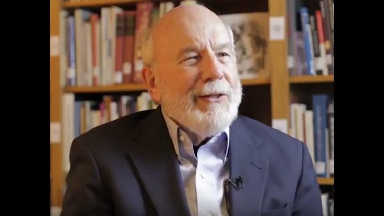 Philanthropist and businessman Jim Clayton