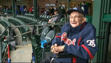 Meet the No. 1 Smokies fan: 97-year-old Jim Ball