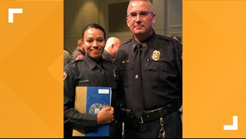 Former UT student becomes UTPD officer to continue legacy on campus