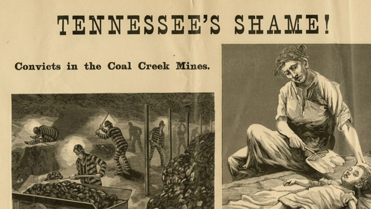 Campaign Tennessee Shame Convict Leasing