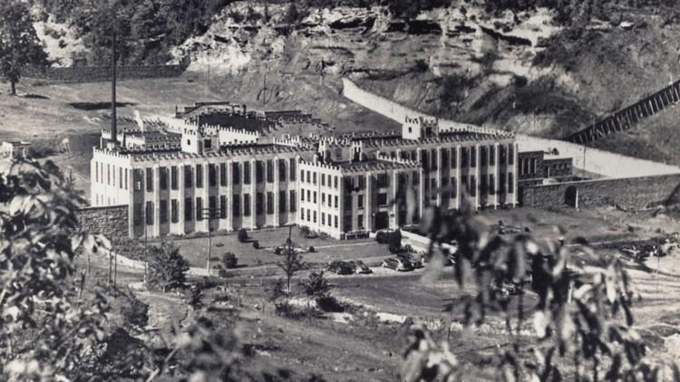 1930s Sandstone Brushy Mountain Prison