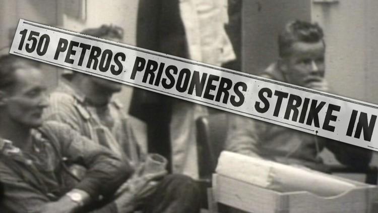 1965 WBIR Petros Prison Strike Brushy Mountain