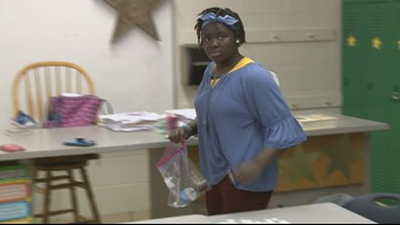 10 Rising Hearts: Student makes care packages for people who are homeless