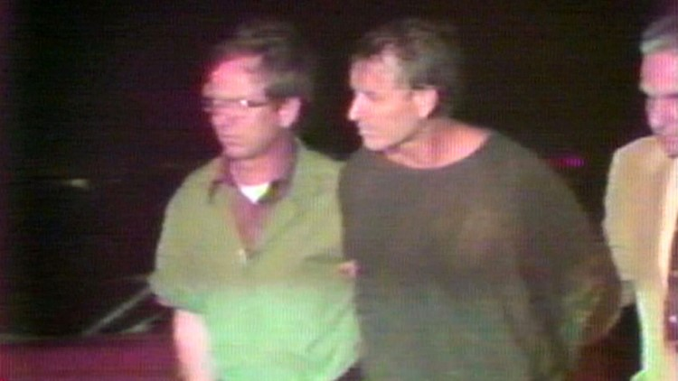 1977 James Earl Ray Captured