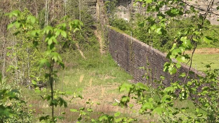 North Wall Brushy Mountain Prison James Earl Ray