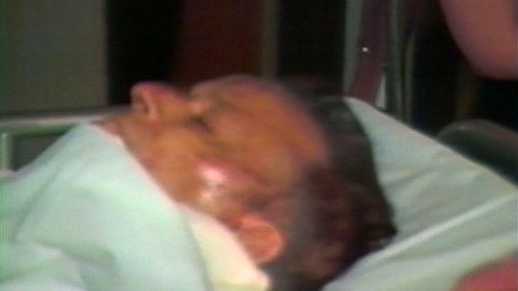 1981 June James Earl Ray Stabbed
