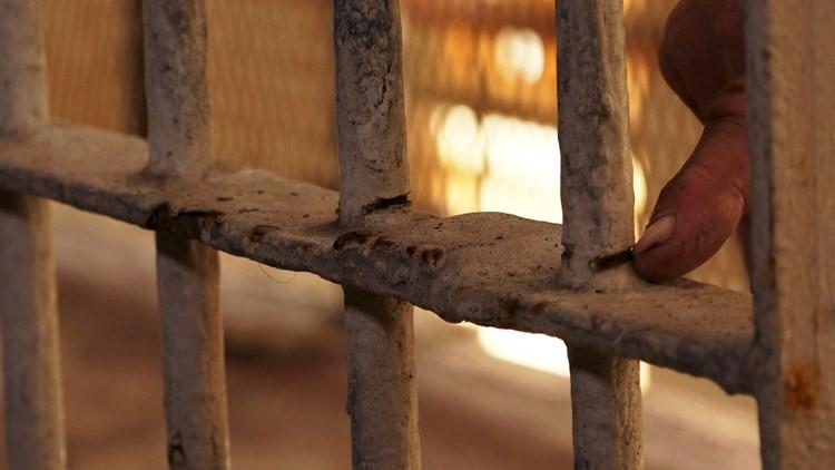 hacksaw bars Brush Mountain Prison Gibson