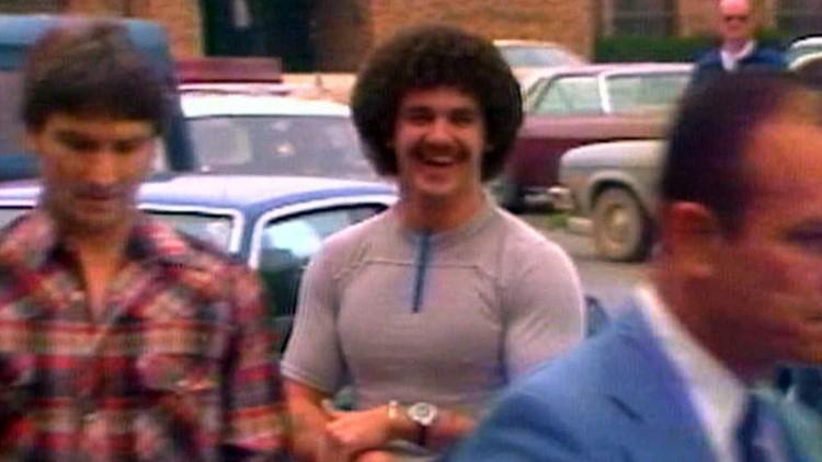 1982 Robert Gibson laughing Brushy Mountain Prison