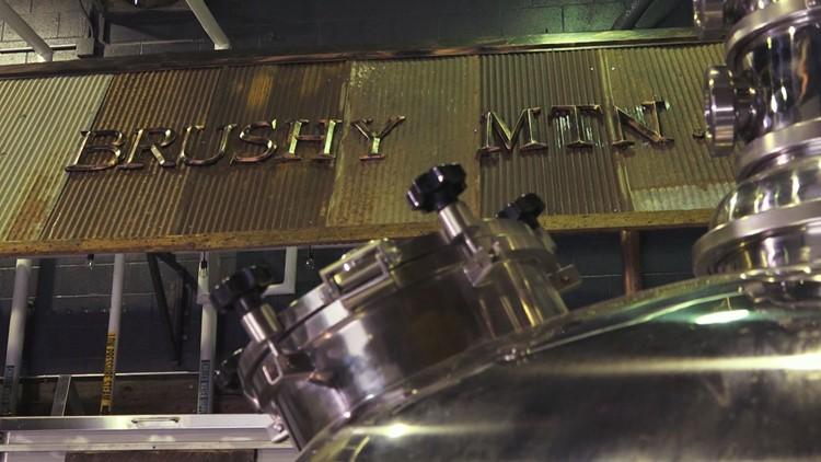 Brushy Mountain Distillery Moonshine Still