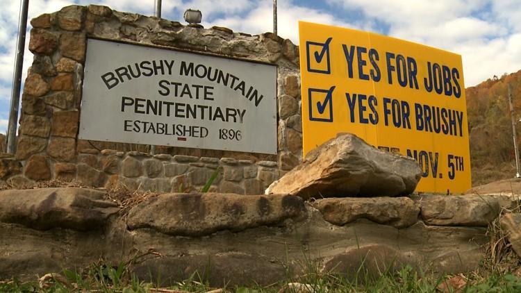 2013 Brushy Mountain Prison Campaign