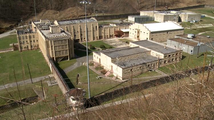Brushy Mountain Prison Overlook