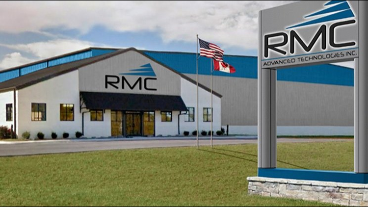 """I am pleased RMC has chosen to call Phipps Bend Industrial Park home. RMC's decision to locate here reinforces our position that Hawkins County offers the quality of workforce that industries need"" said Hawkins County Mayor Melville Bailey."
