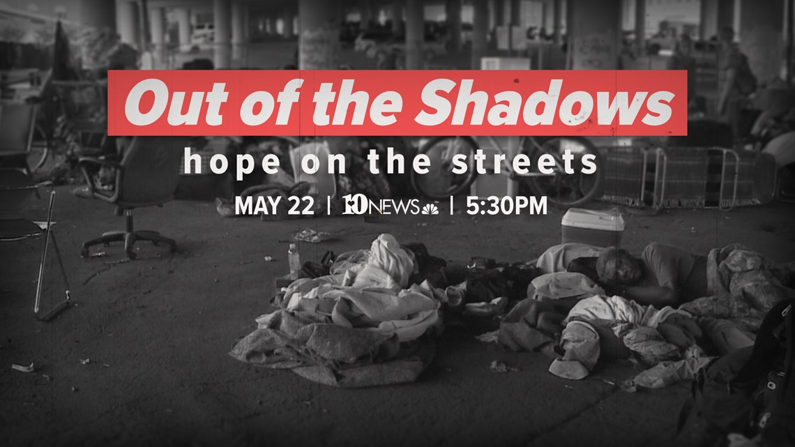 Out of the Shadows: Hope on the Streets | Knoxville's homeless