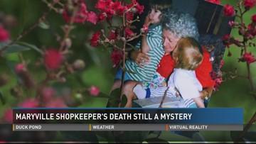 Maryville shopkeeper's murder still a mystery