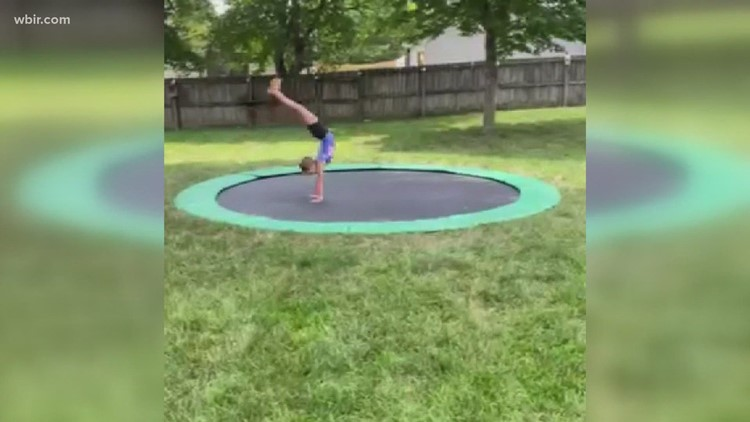 Olympic Hopefuls: East Tennessee kids show off their athletic skills!