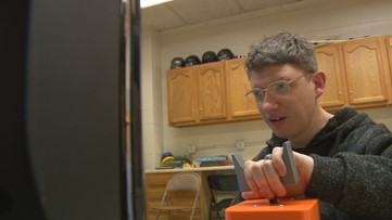 Specialized equipment helps people with disabilities get in on video game action