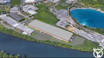 Warehouse expansion to bring more employment opportunities to Knoxville