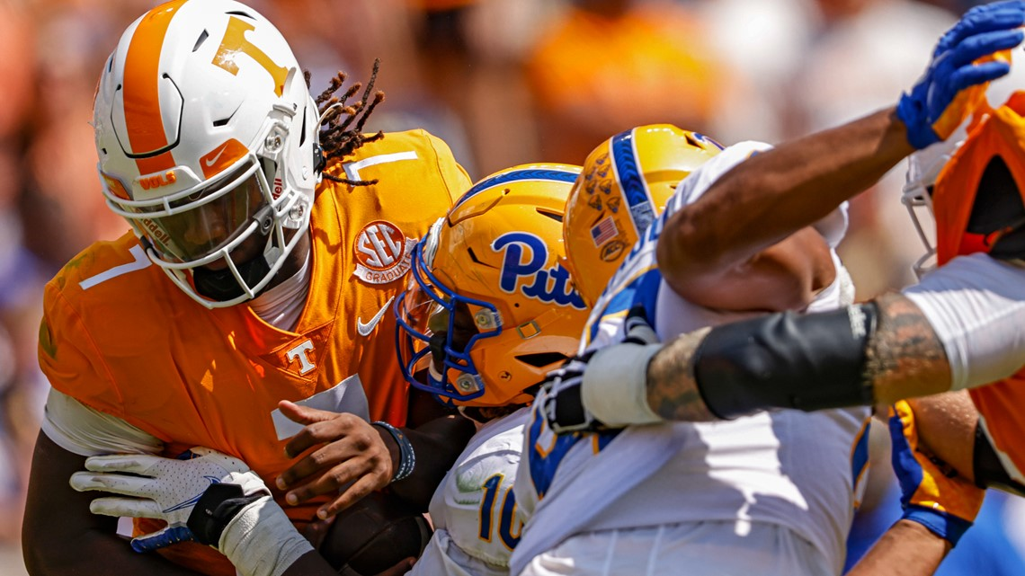 Reaction: Vols lose to Pitt, 41-34