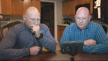 Family reacts to body cam video of deputy-involved shooting at their home