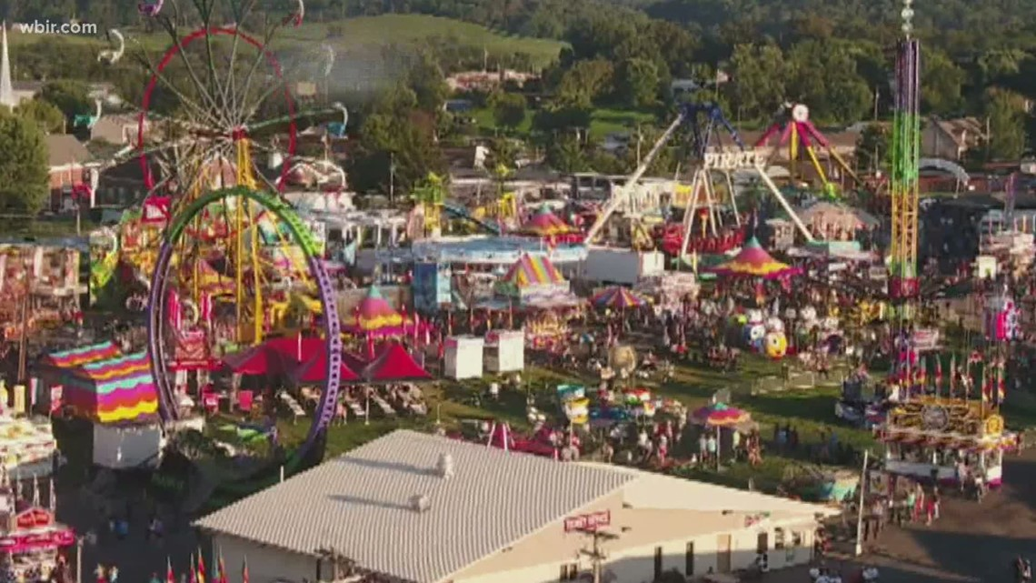 Tennessee provides money for struggling county fairs
