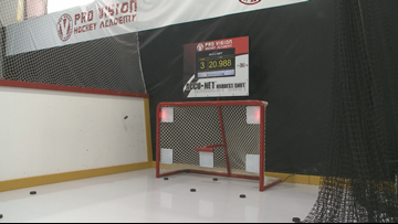 Hockey training site opens this weekend in Lenoir City