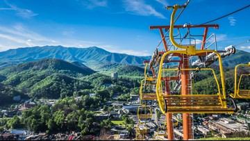 Gatlinburg SkyLift Park wins 'Attraction of the Year in Tennessee'