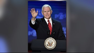 Vice President Mike Pence to Southern Baptists: 'Your faith has moved mountains'