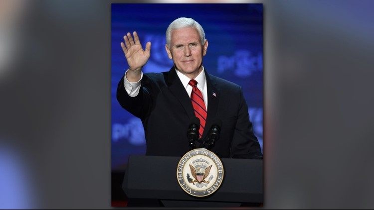 Thousands of Southern Baptists listened to the Republican leader at the Kay Bailey Hutchison Convention Center, where they are holding their big annual meeting.