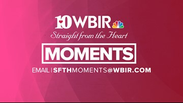 See someone doing something nice? Share 'Straight From The Heart Moments' with us