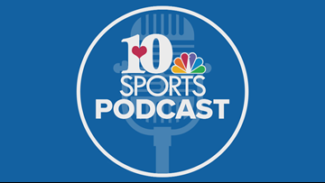 10Sports Podcast: Looking ahead to Florida after Vols beat Chattanooga